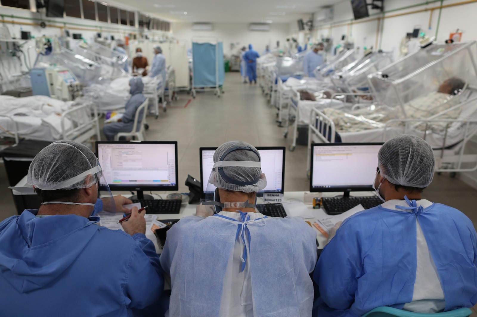 Sudamérica se convierte en epicentro de la pandemia COVID-19