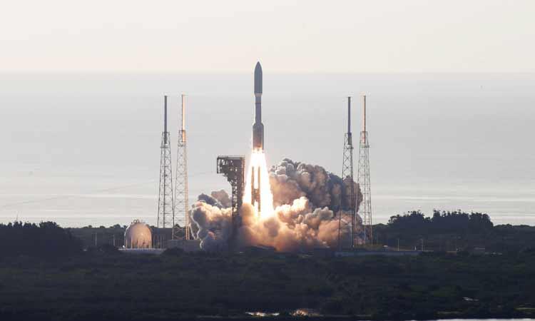 NASA lanzó con éxito suMisión a Marte
