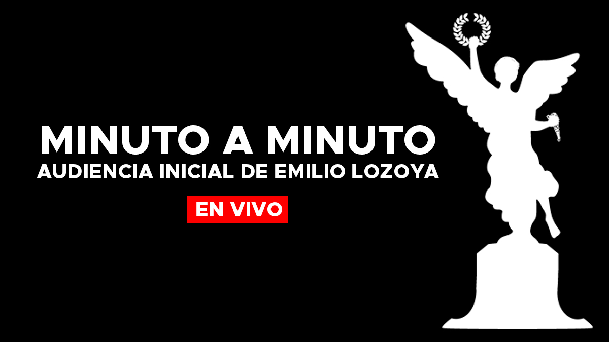 Minuto a minuto: Audiencia inicial de Emilio Lozoya