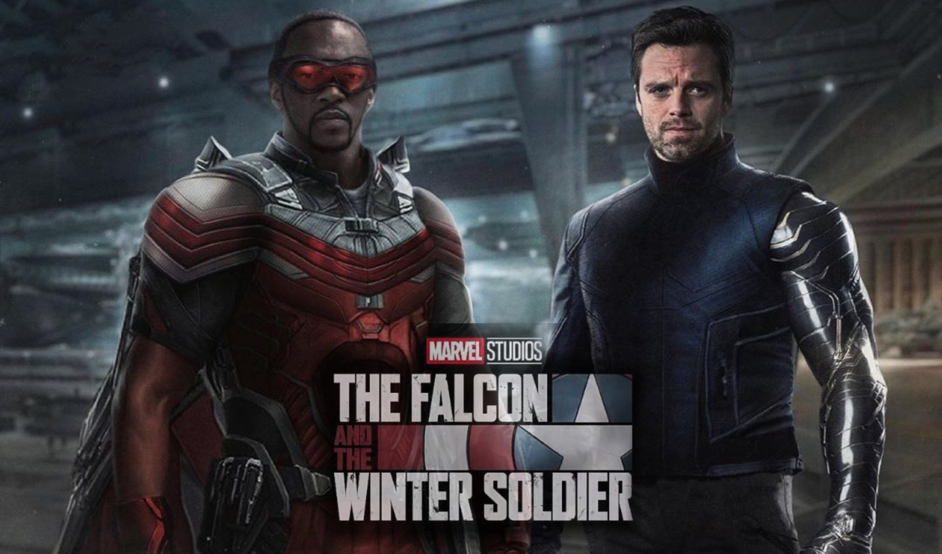 marvel falcon and the winter soldier