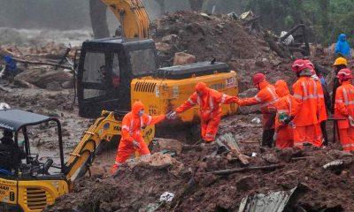 Avalancha de lodo deja al menos 43 personas muertas en India