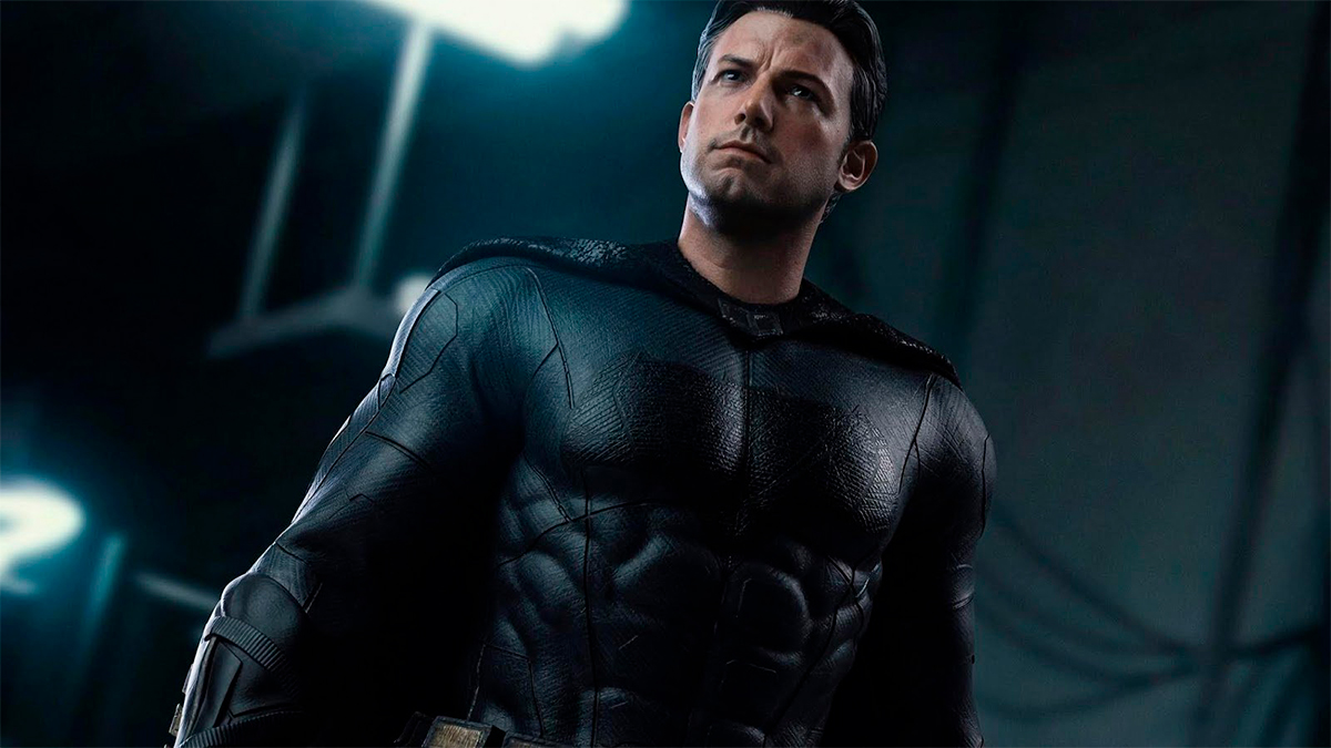 "Ben Affleck volverá a ser Batman en ""The Flash"""