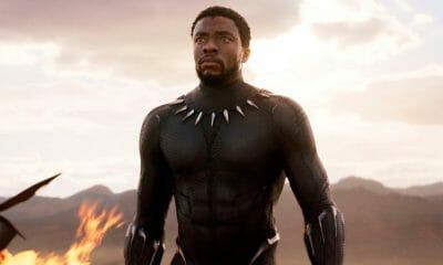 CHADWICK BOSEMAN ha fallecido actor de Pantera Negra