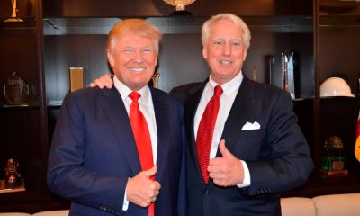 Fallece Robert Trump, hermano menor de Donald Trump