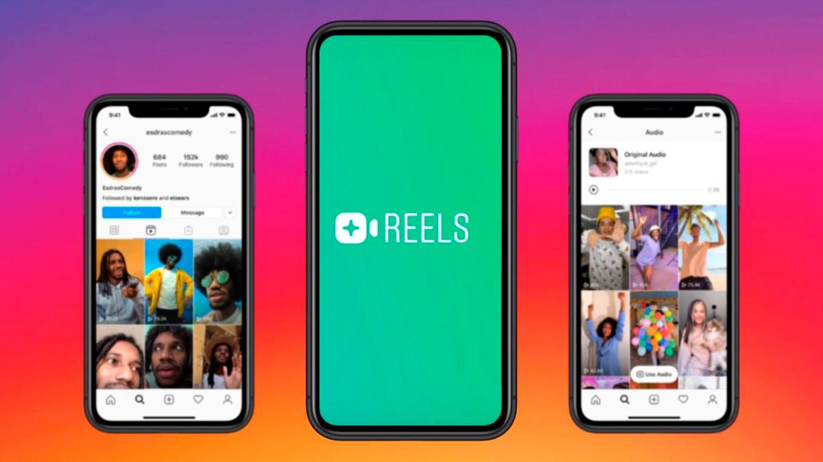 Instagram lanza Reels, la competencia de TikTok.