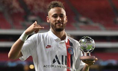Neymar es nombrado MVP en el duelo contra el Atalanta
