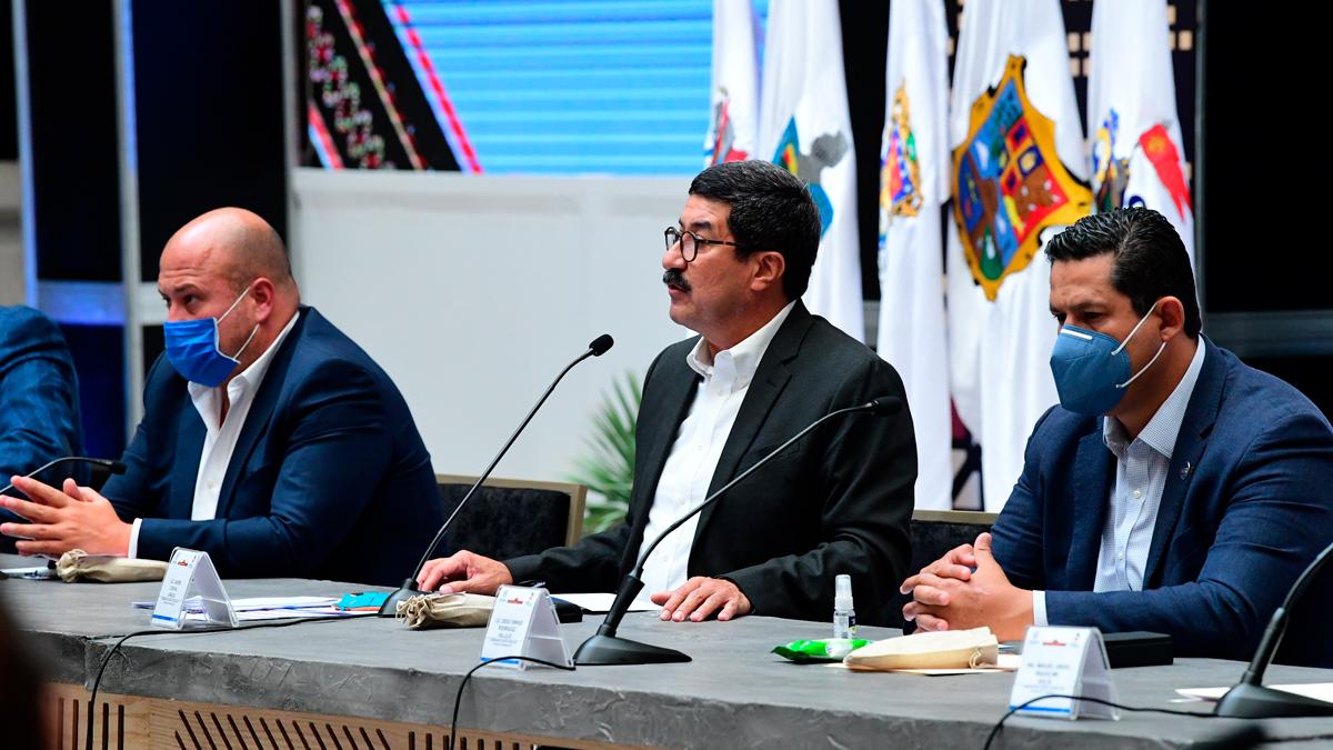 10 Gobernadores de la Alianza Federalista de Gobernadores anuncias su salida de la CONAGO