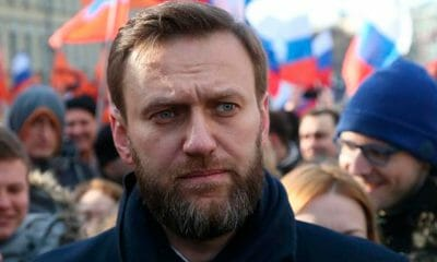 """Alexei Navalny, El opositor ruso """"fue envenenado con Novichok"""""""