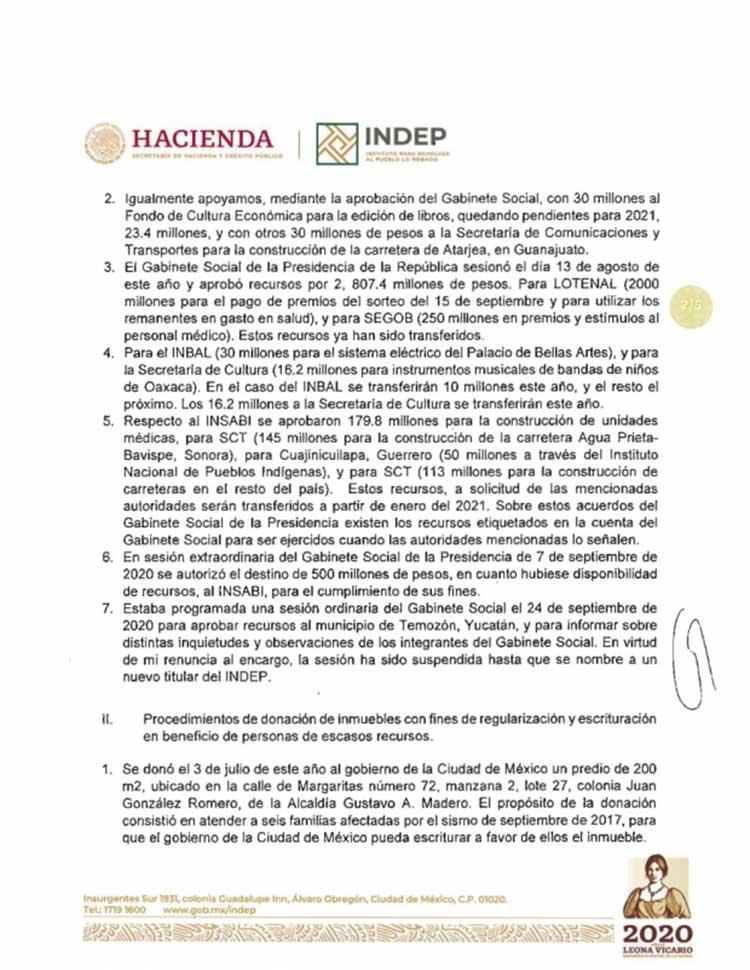 Carta de renuncia de Jaime Cardenas2
