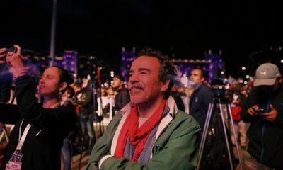 Damián Alcázar reveló que prepara una película sobre la 4T