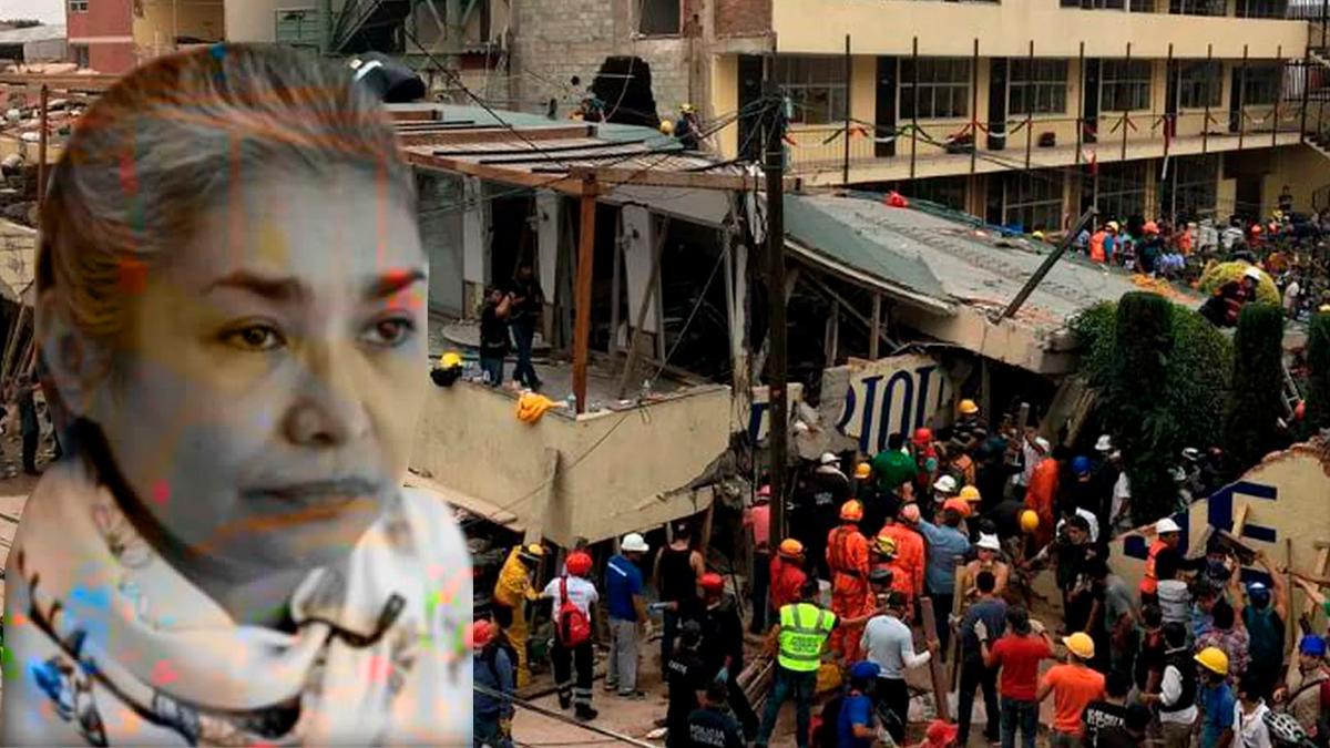 Declaran culpable a dueña de colegio Rébsamen por la muerte de 26 personas en 19S