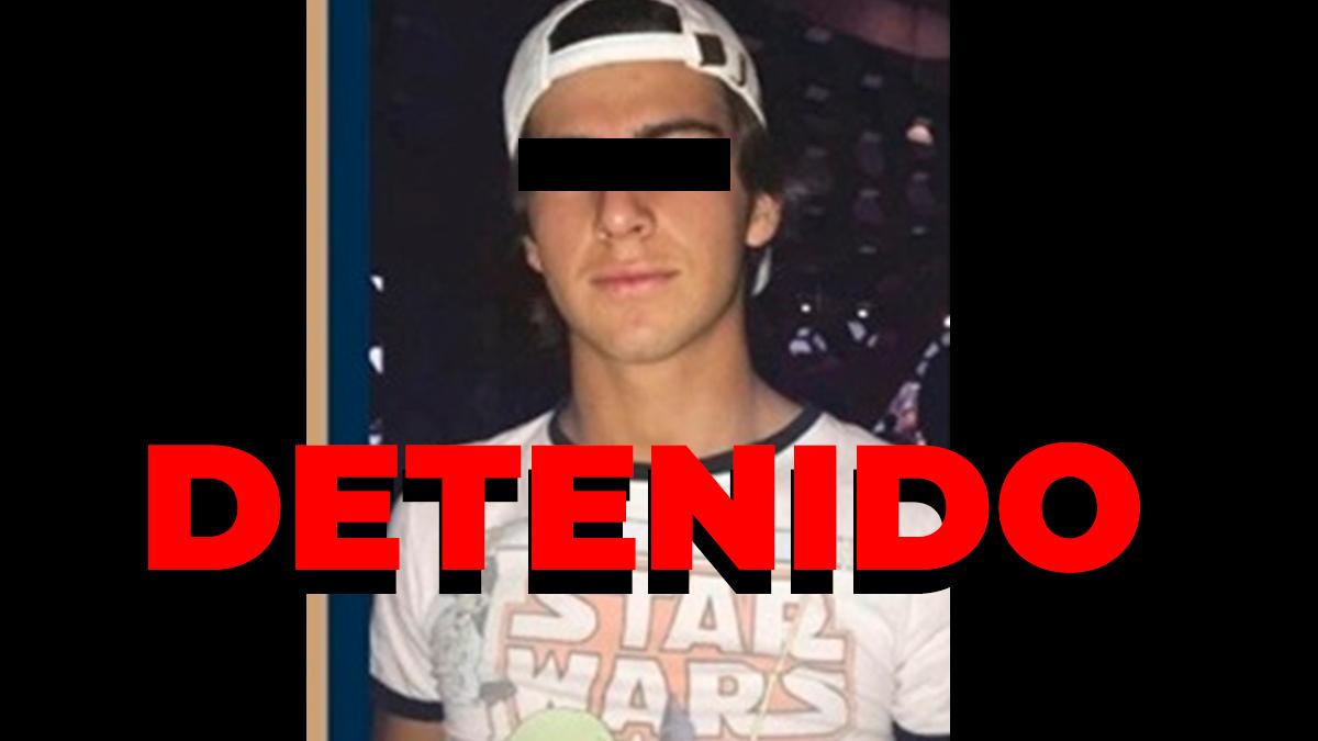 Detienen a Diego Urik, presunto asesino de Jessica en Michoacán