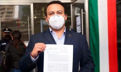 El PAN denunció ante la FGR a AMLO, Jorge Alcocer y Hugo López-Gatell