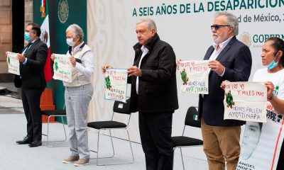 En caso Ayotzinapa, no habrá impunidad para nadie, se impartirá justicia
