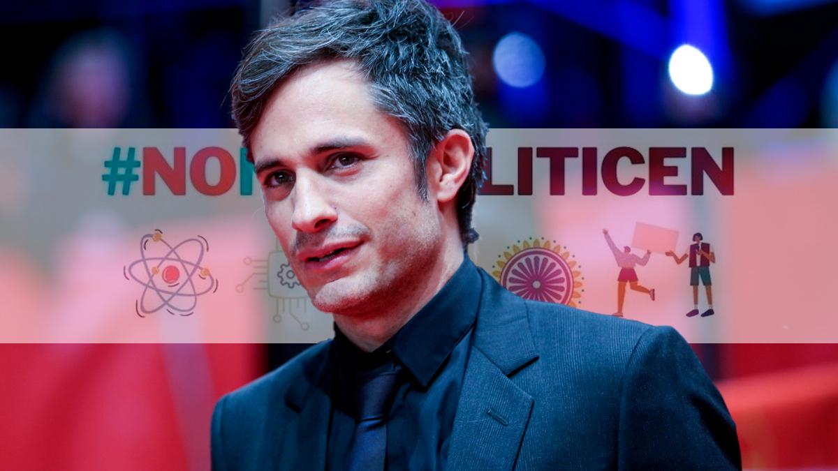 Gael García impulsa petición contra la extinción del Fidecine