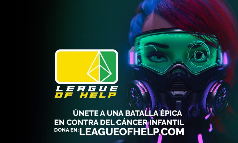 league of help