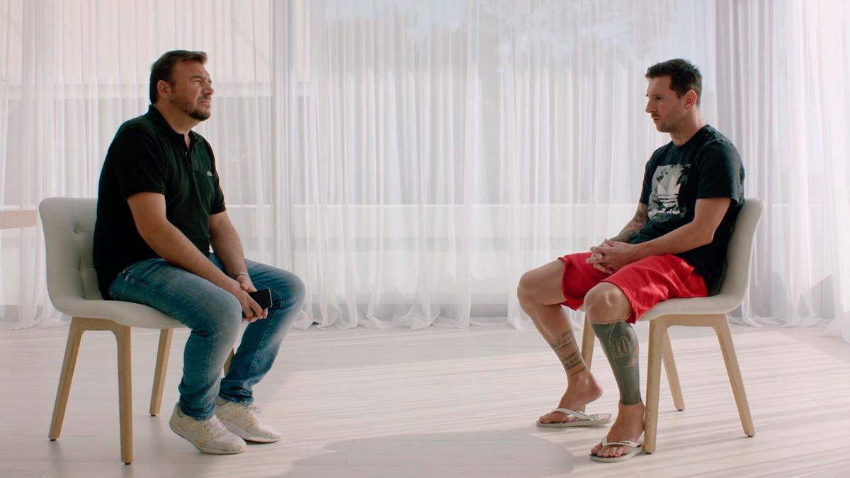 """""""Jamás iría a juicio contra el club de mi vida, por eso me voy a quedar en el Barcelona"""""""