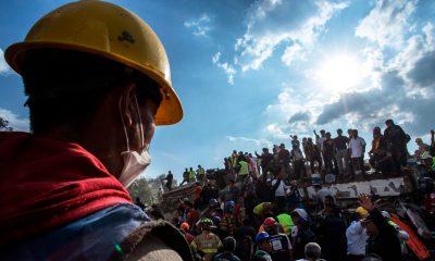 Las imágenes del sismo del 19 de septiembre que todo México recuerda