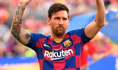 Lionel Messi se quedará en el FC Barcelona