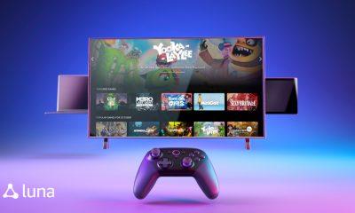 Luna, el nuevo servicio de streaming de videojuegos de Amazon