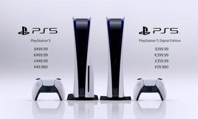 PS5 y PS5 de Sony presenta el precio y la fecha de salida