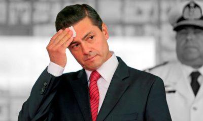 """Peña Nieto es investigado en Estados Unidos por reporte de """"Cleptocracia"""""""