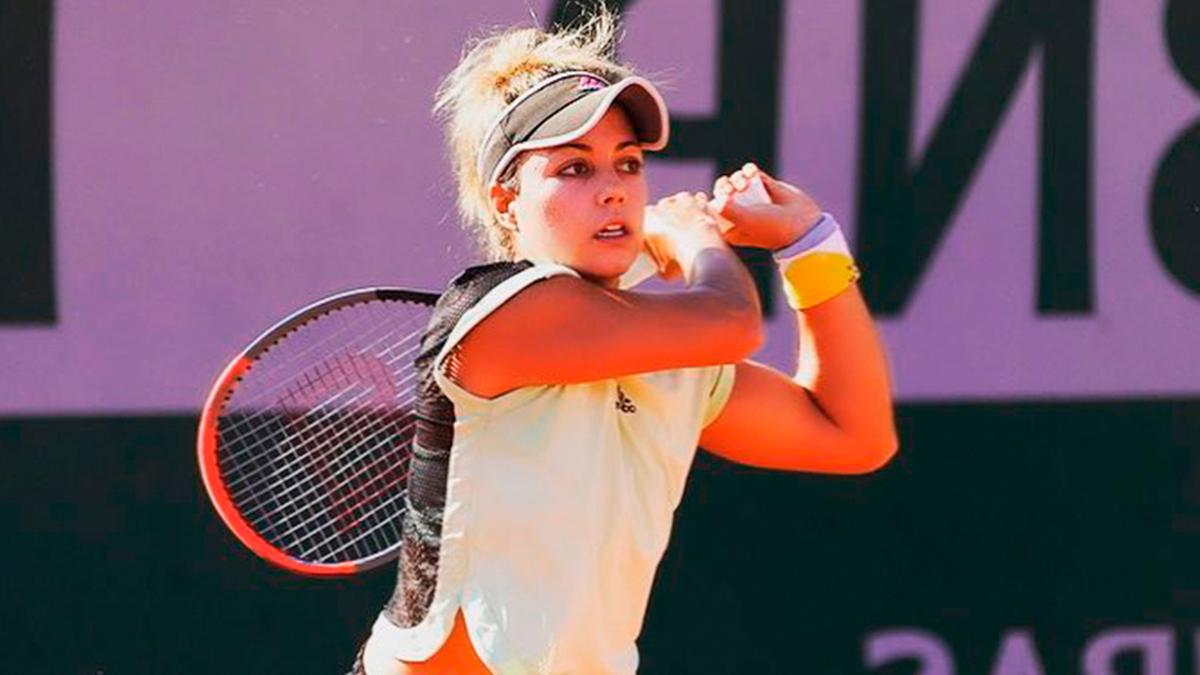 Renata Zarazúa da paso histórico al avanzar a la segunda ronda de Roland Garros