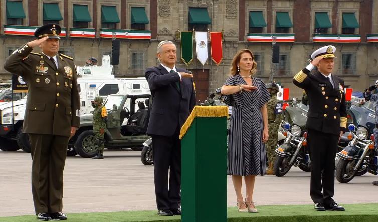 Sigue en Vivo el Desfile Militar de 210 Aniversario de la Independencia de México