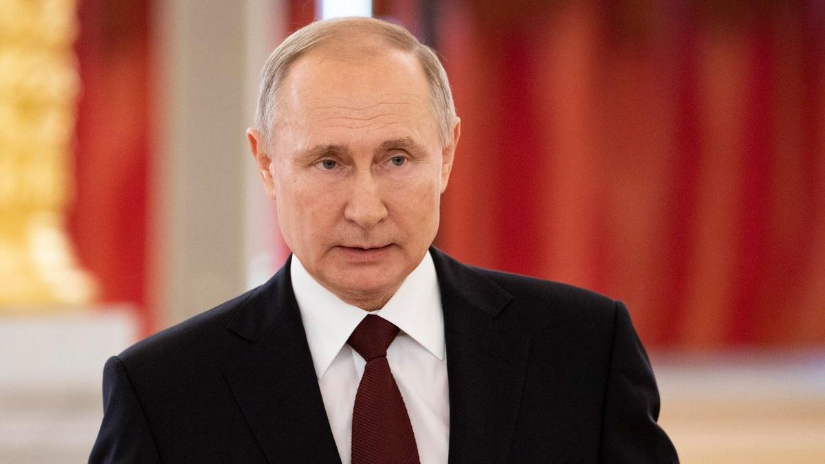 Vladimir Putin fue nominado al premio Nobel de la Paz