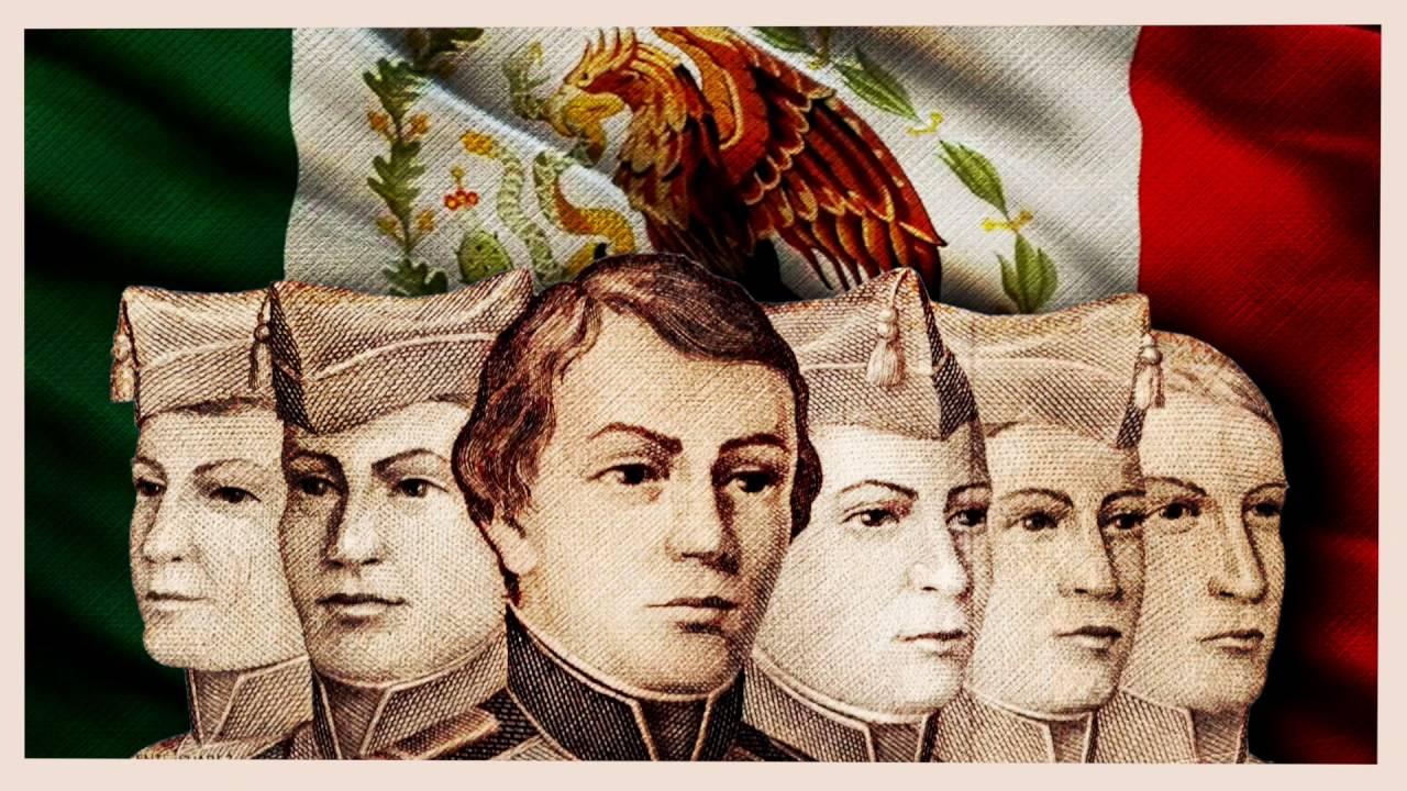 173 aniversario de la gesta heroica de los niños heroes