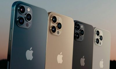 Así es el IPHONE 12 Pro y 12 Pro Max