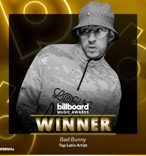 Bad Bunny gana el premio al mejor artista latino y envía un potente mensaje contra el machismo