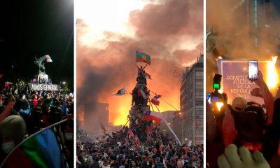 Chilenos hacen HISTORIA al eliminar la Constitución de Pinochet