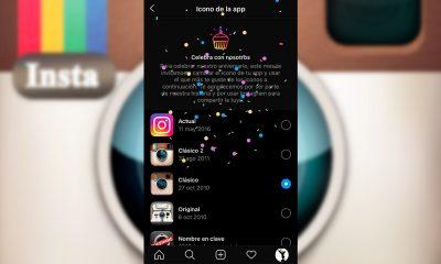 """Como poner le icono Clásico """"Polaroid"""" de Instagram"""