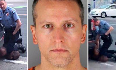 El policía que mató a George Floyd fue liberado de prisión