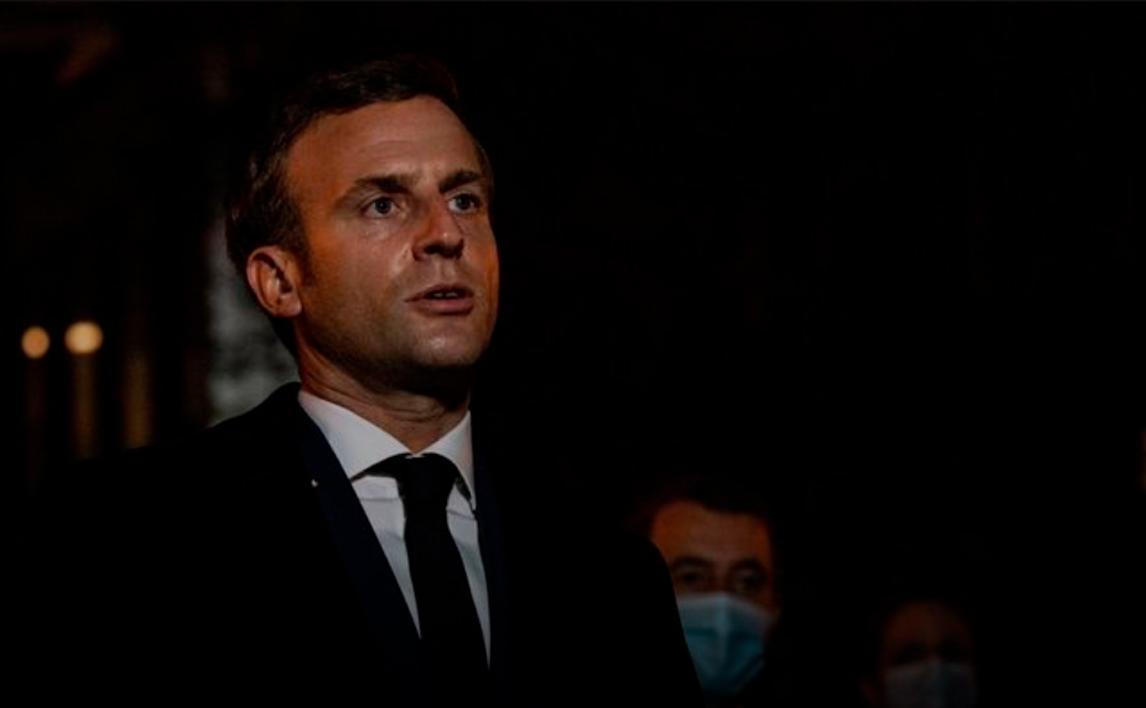Emmanuel Macron Presidente de la República Francesa