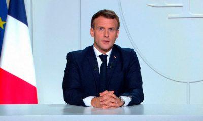 Francia entra a confinamiento a nivel nacional para combatir el COVID-19