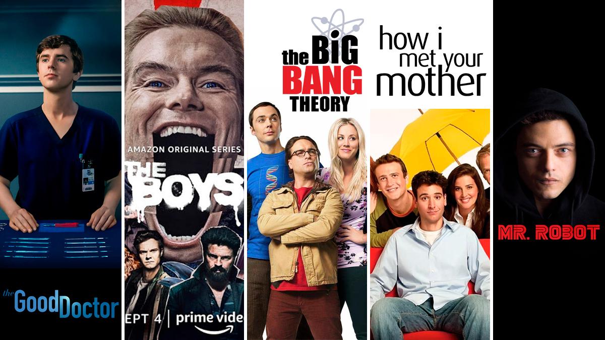 Las 5 mejores series en Amazon Prime Video 2020