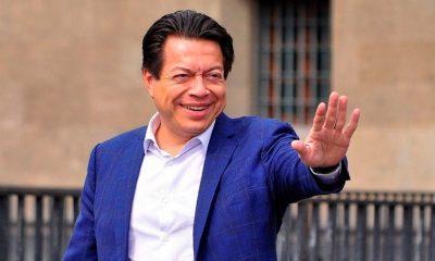 Mario Delgado Carrillo es el nuevo presidente de MORENA, según encuesta del INE