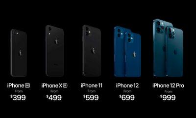 Precio oficial del iPhone 12 12 Mini 12 Pro y 12 Pro Max en México