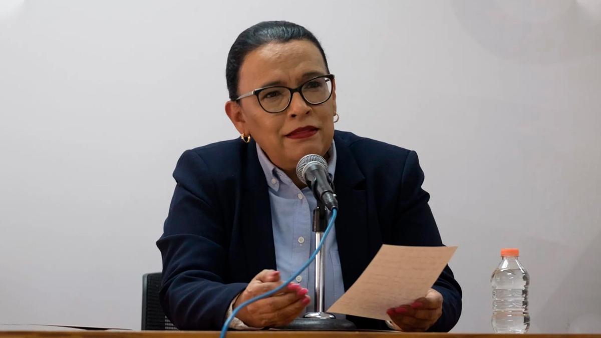 Rosa Icela Rodríguez, próxima secretaria de Seguridad y Protección Ciudadana (SSPC)