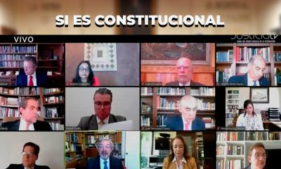 SCJN declara constitucional la consulta de juicio a expresidentes