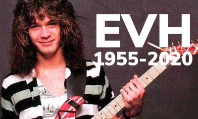 Eddie Van Halen Muere tras perder la batalla contra el cáncer de garganta