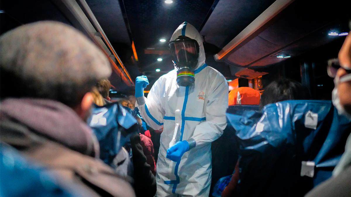 Italia inicia toque de queda para frenar el coronavirus