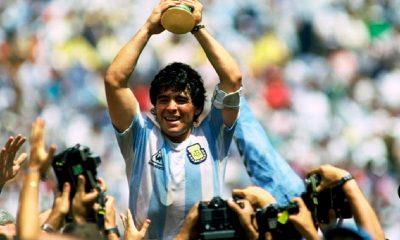 Muere Diego Maradona a los 60 años en su domicilio