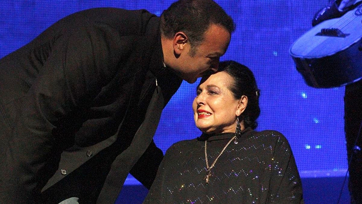 Murió Flor Silvestre a los 90 años, mamá de Pepe Aguilar