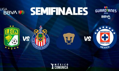 Semifinales de la Liguilla del Apertura 2020: Fechas y horarios
