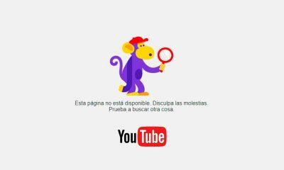 YouTubeDOWN, la plataforma de videos está completamente inutilizable