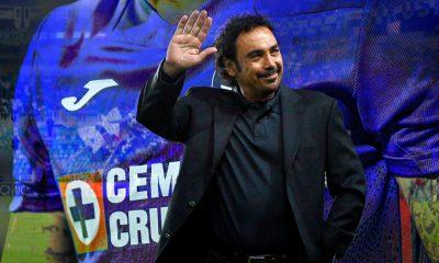 El nuevo DT de Cruz Azul es Hugo Sánchez