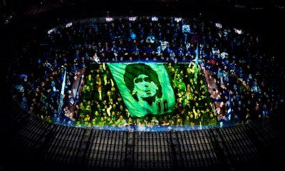 Estadio del Napoli cambiara de nombre por Diego Armando Maradona